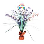 Spray Centrepiece Birthday Accessories - Primary Rainbow Foil / Paper 45.7 cm