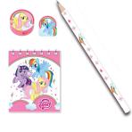 20 Stationary Favour Set My Little Pony Rainbow