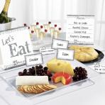 Buffet Kit Silver Anniversaries 12 parts