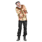 Adult Costume Fun House Psycho Size M/L