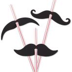 12 Straws Moustache