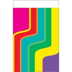 Tablecover Good Vibes Plastic 137 x 243 cm