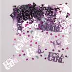 Confetti It's a Girl Foil 14 g