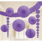 9 Decorating Kit Purple