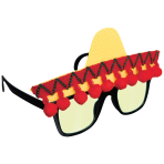 Fun Shades Fiesta Plastic / Fabric 17.7 x 11.1 cm