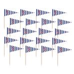 36 Flag Picks Anchors Aweigh