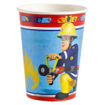 8 Cups Fireman Sam 250 ml
