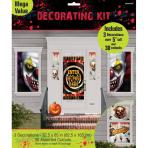 Decoration Kit Creepy Carnevil Paper / Plastic 33 Pieces 82.5 x 165 cm / 10.1 - 38.1 cm