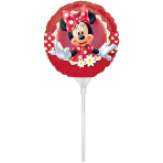 9'' Mad About Minnie Foil Balloon A20 Air Filled 23 cm