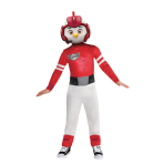 Child Costume Top Wing Rod Boy Age 4 - 6 Years