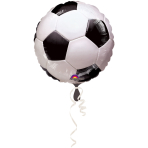 Standard Championship Soccer Foil Balloon S40 Packaged