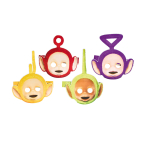 4 Masks Teletubbies