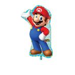 SuperShape Super Mario Foil Balloon P38 Packaged 55 x 83 cm
