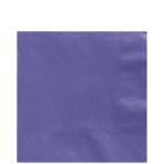 50 Napkins New Purple 33 x 33 cm