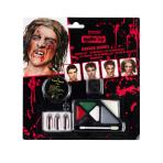 Halloween Make-up Horror Zombie 12 Pieces