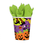 8 Cups Witches' Crew Paper 266 ml