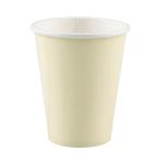 8 Cups Paper Vanilla Creme 266ml