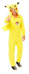 Adult Costume Pokemon Pikachu Suit Adult Standard