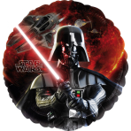 Standard Star Wars Foil Balloon S60 Packaged 43 cm