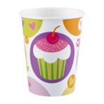 8 Cups Cupcake Paper 250 ml