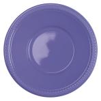 10 Bowls Plastic New Purple 355ml