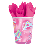 8 Cups Princess Paper 266 ml