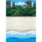 Scene Setter Room Roll Beach Plastic 1.2 x 12.1 m
