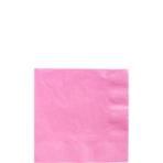 50 Napkins New Pink 25 x 25 cm