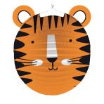 Lantern Formshaped Tiger Paper25 cm