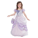 Children's Costume Corolle Lilac Flower 3 - 5 Years