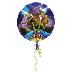 Sing-A-Tune TMNT Foil Balloon P75 Packaged 71 x 71 cm
