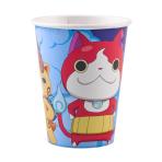 "8 Cups ""Yo-kai Watch"", 250 ml"