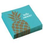 20 Napkins Pineapple Vibes 33 x 33 cm