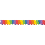 Garland Rainbow Paper 365 cm