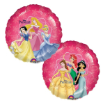 "Standard ""Disney Princess Magic"" Foil Balloon, S60, packaged, 45 cm"