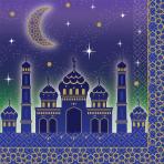 16 Napkins Eid 33 x 33 cm