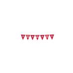Pennant Banner  FC Bayern Munich Plastic 400 x 19,5 cm