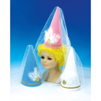 Children's Hat Castle PrincessAssorted