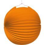 Lantern Orange Paper 25 cm