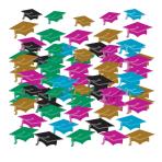 Confetti Graduation Hat Foil 14 g