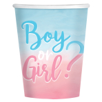 8 Cups The Big Reveal Paper   250 ml