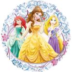 See-Thru Princesses Foil Balloon P30 Packaged 66 cm