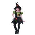 Children's Costume Pumpkin Patch Witch 8 - 10 Years
