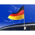Car flag Germany 30x40 cm