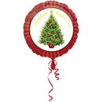 Standard Fröhliche WeihnachtenFoil Balloon Round S40 Packag ed 43 cm
