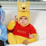 Children's Costume Pooh Romper3 - 6 Months
