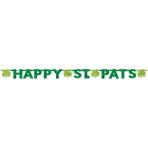 Letter Banner Happy St. Pats 15 x 247 cm
