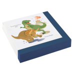 20 Napkins Happy Dinosaur 33 x 33 cm