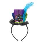 Head Band Hat Birthday Chic Fashion Paper / Plastic / Fabric 21.5 x 12.7 cm