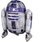 Sitter Star Wars R2-D2 Foil Balloon P50 Packaged